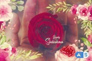 Videohive Lovely Slideshow 23374066