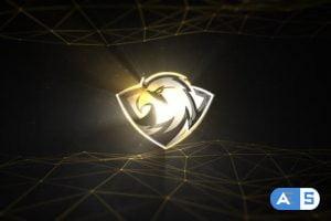 Videohive Cinematic Volumetric Light Logo Reveal 2 30591855