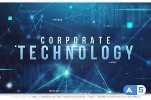 Videohive Future Corporate Technology Trailer | Slideshow 30299857
