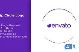 Videohive Flip Circle Logo 19323257