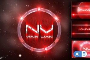 Videohive CRYSIS nano type LOGO reveal 101889