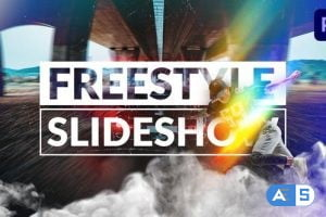 Videohive – Freestyle Slideshow | Mogrt – 30485373