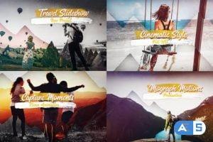 Videohive Travel Slideshow 22994602