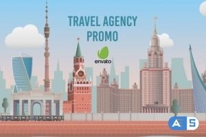 Videohive Travel Agency Promo 27489968