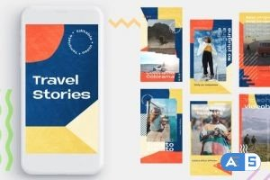 Videohive Travel Stories 30607004