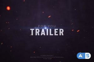 Videohive Cinematic Trailer 22942605