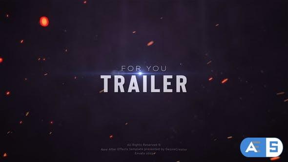 Videohive Cinematic Trailer 22942605