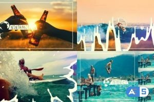Videohive Liquid Slideshow 20693623