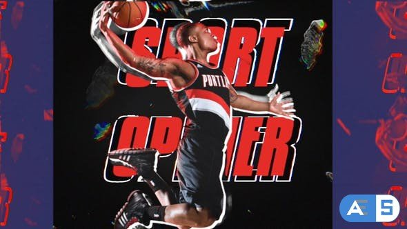 Videohive Sport Action Intro 30634934