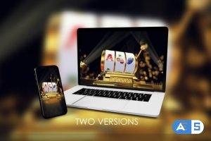 Videohive Casino Reveal 30465924