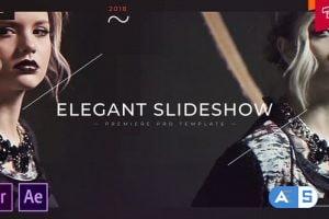 Videohive – Elegant Slideshow – 30528895