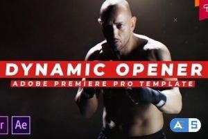 Videohive – Dynamic Opener – 30381076