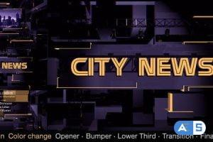 Videohive City News 2 20962956