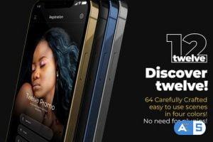Videohive Twelve App Promo 29955814