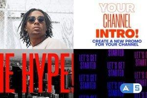 Videohive Intro Kinetic Typography 30335082