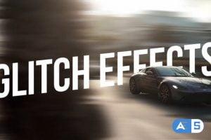 Videohive Glitch Effects 31240312