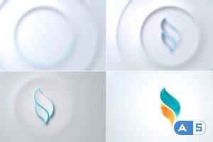 Videohive Sleek Clean Logo Reveal 31070237