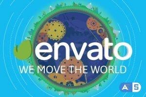 Videohive Circle Earth Logo 14454501