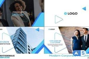 Videohive Modern Corporate Presentation 24205567