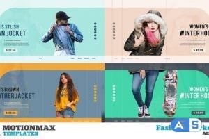 Videohive Fashion Market II 23116504
