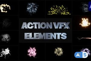 Videohive Action Elements | After Effects 31339977