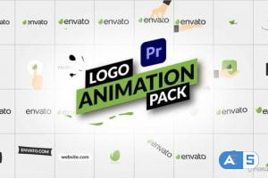 Videohive Logo Animation Pack for Premiere Pro 31190970