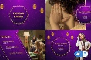 Videohive Ramadan Broadcast Package – MOGRT 31016552