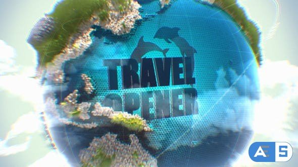 Videohive Travel Opening 31140325