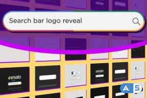 Videohive Search Bar Logo 30885389