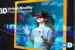 Videohive 3D Virtual Reality Photo Slideshow 30018841