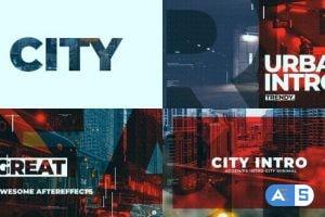 Videohive City Intro 28172151