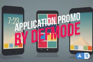Videohive Application Promo 12208596