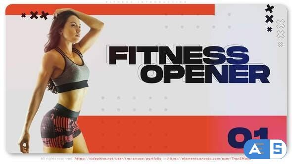 Videohive Fitness Introduction 31222776 – FREE DOWNLOAD