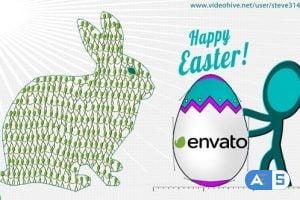 Videohive Easter Ecard 15089929
