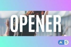 Videohive Summer Opener 16698942