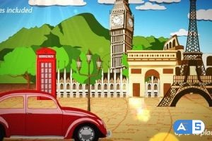 Videohive Our Greatest Tour 8166696