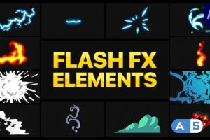 Videohive Flash FX Pack 05   After Effects 30958506