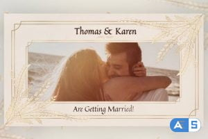 Videohive Wedding Invitation 27636267 | FREE DOWNLOAD
