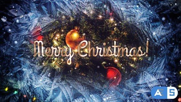 Videohive Christmas Slideshow 21081734