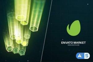 Videohive Hi-Tech Logo Reveal 21343208