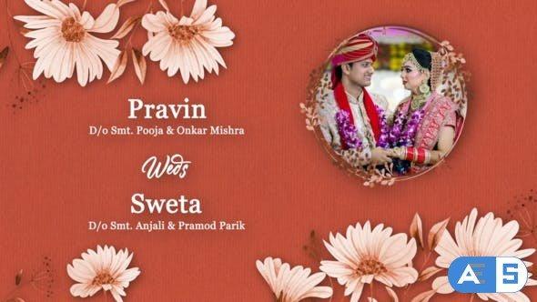 Videohive Wedding Invitation 31098822