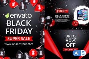 Videohive Black Friday Promo 29282760