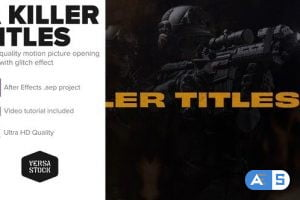 Videohive A Killer Titles 30746497