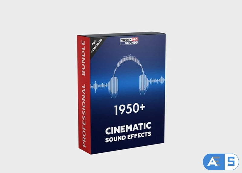 1950+ Cinematic Sound Effects – 2148 Sound FX [For Filmmakers]