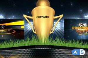 Videohive Football Night 13002377
