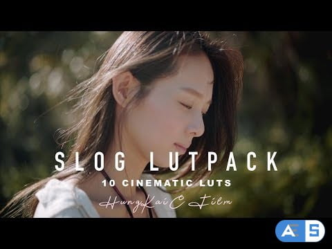 HungKai Chen – SLOG LUT PACK (10 LUTs)