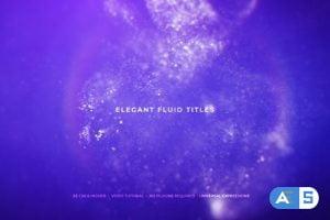 Videohive Elegant Fluid Titles 29197619