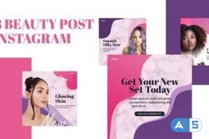 Videohive Beauty Post Instagram 31088316