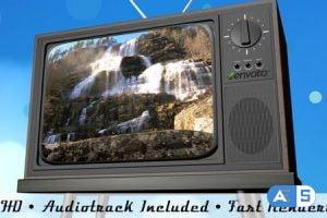 Videohive Retro TV 3933954