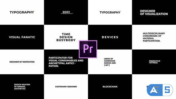 Videohive Just Typography 2.0 – for Premiere Pro | Essential Graphics 30954684